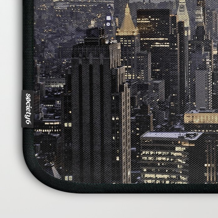 NYC City Scape - New York Photography Laptop Sleeve