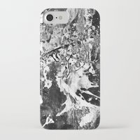 rorschach iPhone & iPod Cases featuring Rorschach by Alter Ego