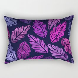 Colorful leaves III Rectangular Pillow