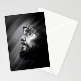 Jared Leto | Monolith Tour Digital Portrait Stationery Cards