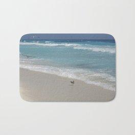 Carribean sea 8 Bath Mat