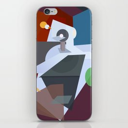 The stolen planet iPhone Skin