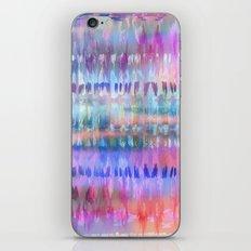 Ikat #8h iPhone & iPod Skin