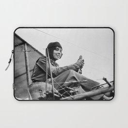 Hélène Dutrieu Photo, 1911 Laptop Sleeve