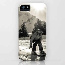 ski iPhone Case
