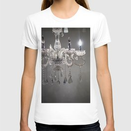 chandelier in NYC T-shirt