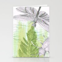 bugs Stationery Cards featuring Bugs by Marlidesigns