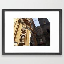 monumentale Framed Art Print