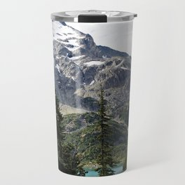 Joffree in Canadas Mountains Travel Mug