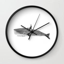 #Montaduras Wall Clock