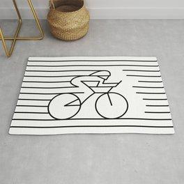 Road Biker Rug