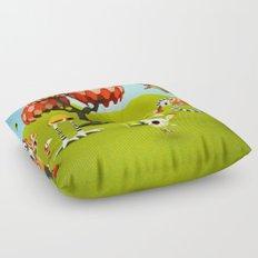 The Gathering Floor Pillow
