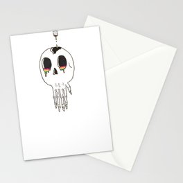 Getting the Juices Flowing Stationery Cards
