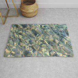 Stones in the River Rug