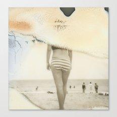 Beach #3 Canvas Print