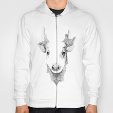 Spotted Deer - Can You See How Much Is Left? Hoody