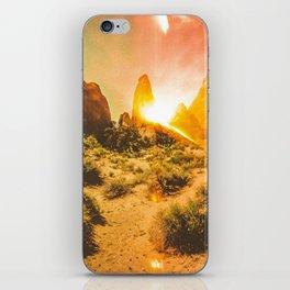 amante del sol iPhone Skin