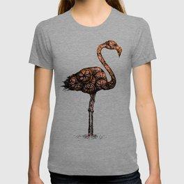 Flamingo Oranges T-shirt