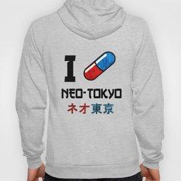 I Love Neo-Tokyo Hoody