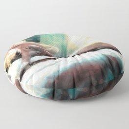 Restless Floor Pillow
