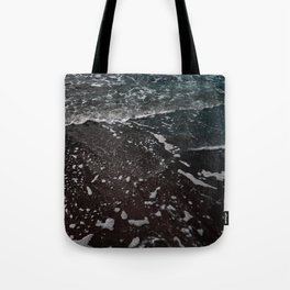 semi-neon ocean Tote Bag