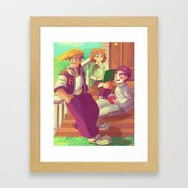 Chishimondo Framed Art Print