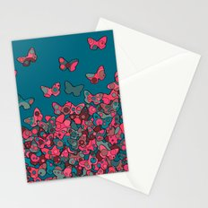 Flutterflies Stationery Cards