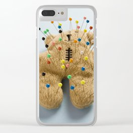 Voodoo Bear Clear iPhone Case