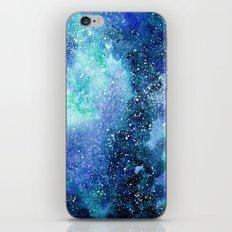 Mint space iPhone & iPod Skin