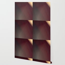 Burgundy and the Corner. Abstract Burgundy Shades. Wallpaper