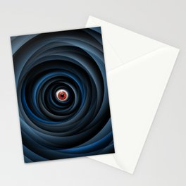 Eye of the cyclone Stationery Cards