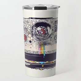 COLOR BLINDNESS Travel Mug