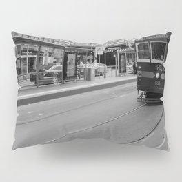 City Circle via Flinders St Pillow Sham