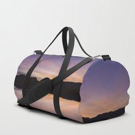 Pahranagat National Wildlife Refuge Sunset #2 Duffle Bag