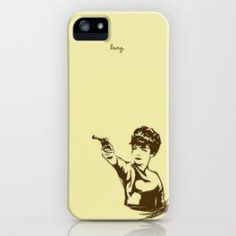 madame nhu iPhone Case