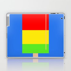 Popsicle fun art Laptop & iPad Skin