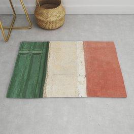 Italian Street Wall Rug