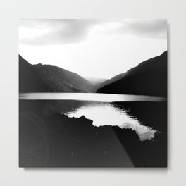 Lough Metal Print