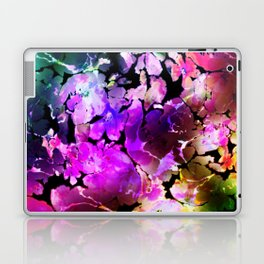 Dark Blooms Laptop & iPad Skin