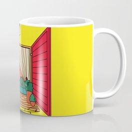Afternoon Coffee Mug