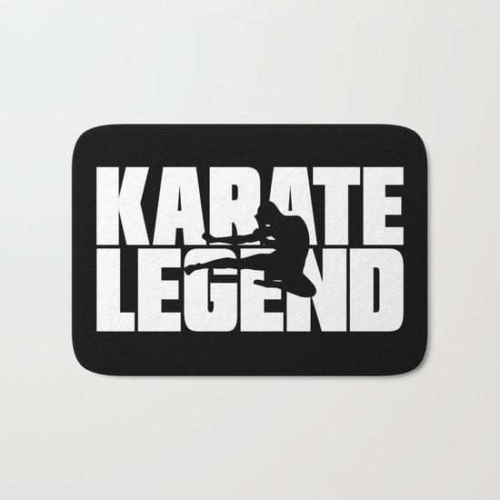 Karate Legend Bath Mat