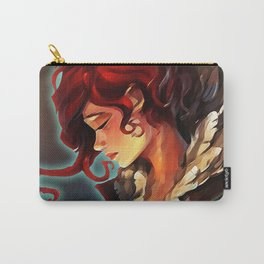 Transistor Red Carry-All Pouch