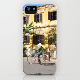 The Yellow House, Hoi An, Vietnam. iPhone Case