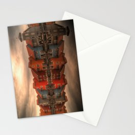 Groningen houses Stationery Cards