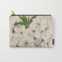 Cascade Fragrance Cherry Blossoms Carry-All Pouch