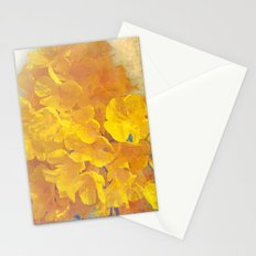 Yellow Dreams Stationery Cards