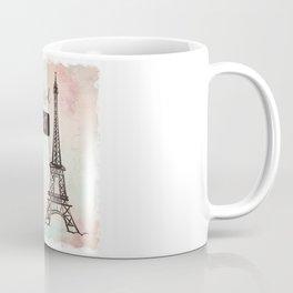 Coordinates Paris Coffee Mug