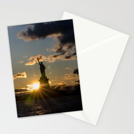 Liberty Starburst Stationery Cards