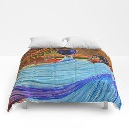 Colorida Latinoamércia Comforters