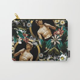 Michelangelo Buonarroti - David Carry-All Pouch